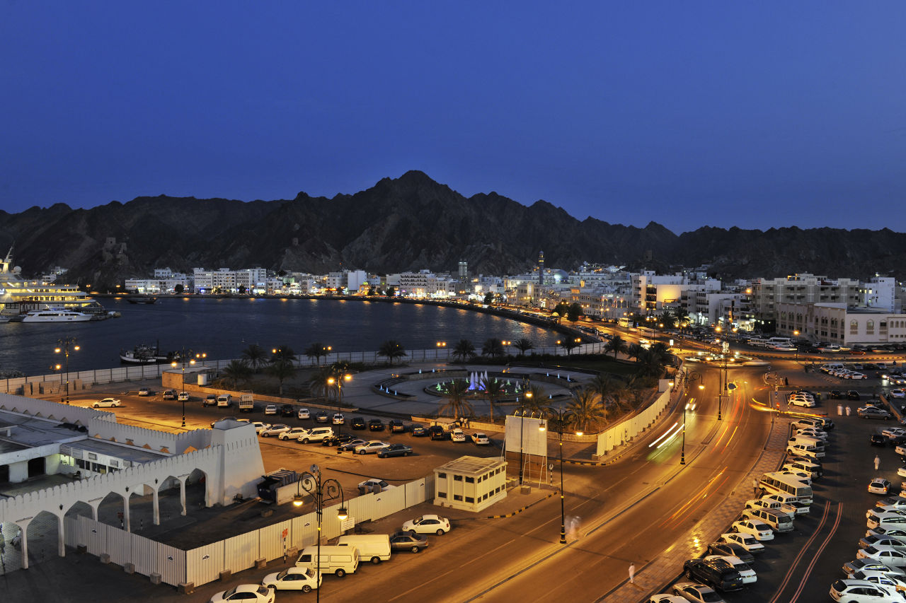 Rent A Car In Oman Muscat
